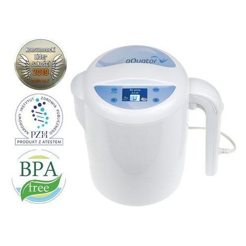 Jonizator wody aquator silver plus model 2017 + elektroda srebrna marki Burbuliukas