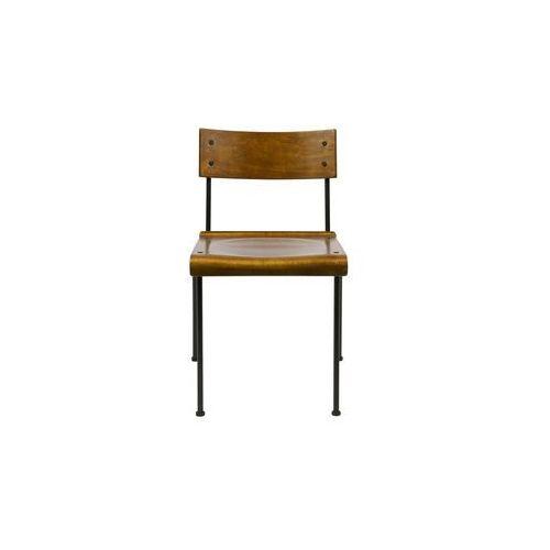 Woood Krzesło szkolne do jadalni naturalne - Woood 390902-N (8714713060344)