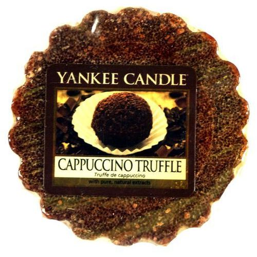 Wosk zapachowy - Capuccino Truffle - 22g - Yankee Candle