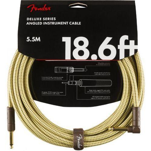 Fender deluxe 18,6′ angle tweed kabel gitarowy