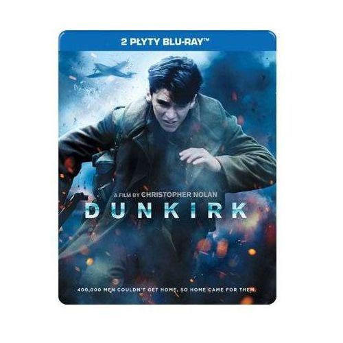 Dunkierka. steelbook (bd) marki Galapagos