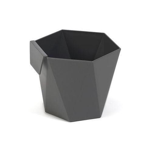 Osłonka plastikowa 11 cm antracytowa HECA