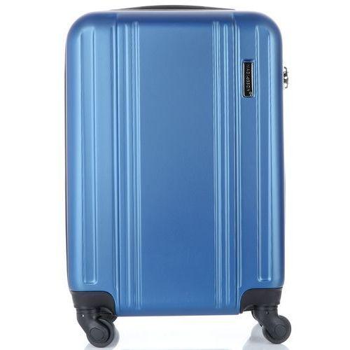 0f71ed28bcffb Modne walizki kabinówki 4 kółka renomowanej marki niebieskie (kolory) marki  Madisson 169,00 zł Wysokiej klasy walizka kabinowa o pojemności 38 L znanej  ...