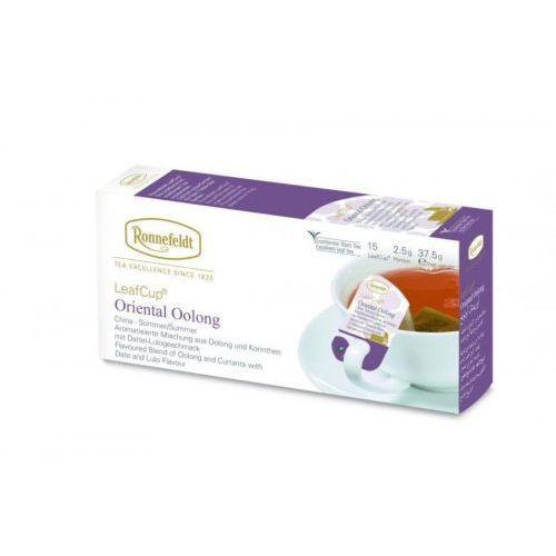 Ronnefeldt Herbata leaf cup ooriental oolong 15x2,5g (4006465136809)