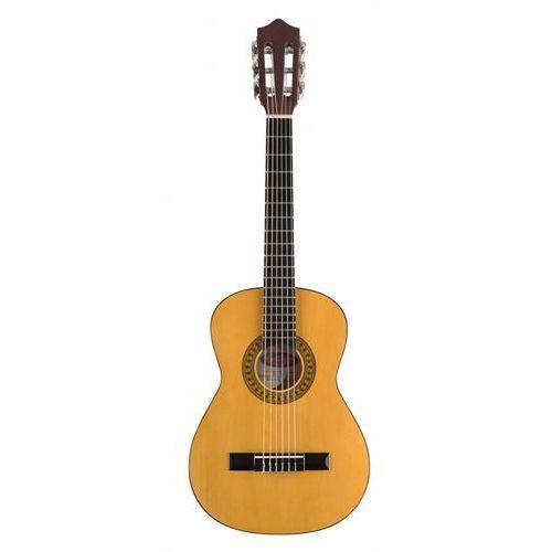 c410 black gitara klasyczna 1/2 marki Stagg