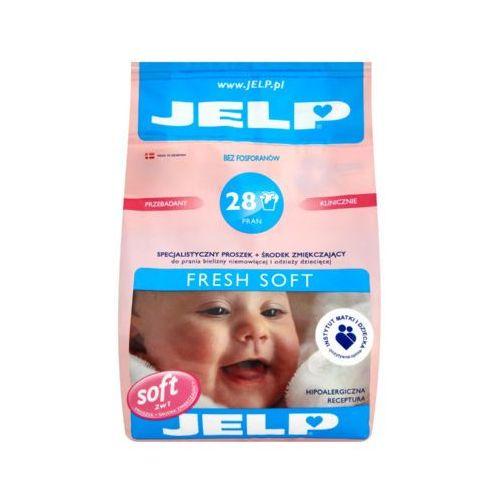 JELP 2,24kg Fresh Soft Hipoalergiczny proszek do prania dla dzieci (28 prań)