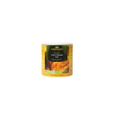 Cosmoveda Ajuwerdyjska pikantna przyprawa curry masala organiczna 80g (4032108123790)