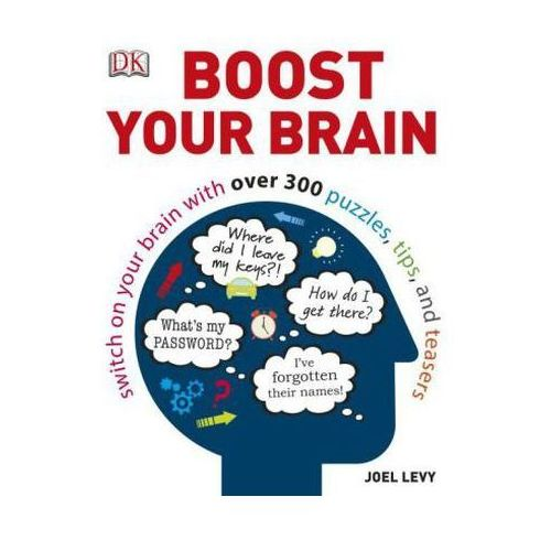 Boost Your Brain, Dorling Kindersley Publishers