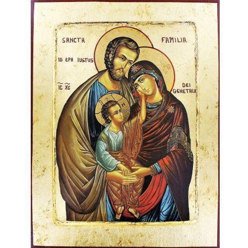 Produkt grecki Grecka ikona świętej rodziny
