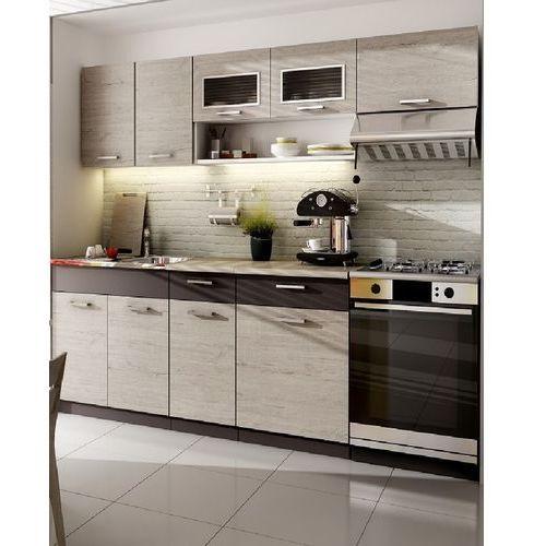 Zestaw mebli kuchennych Moreno Picard 2,4 m produkcji Stolkar | Transport Gratis! z kategorii zestawy mebli kuchennych