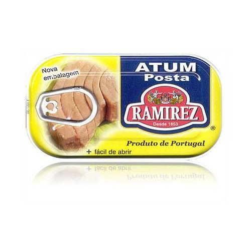 Portugalski stek z tuńczyka w oleju Ramirez 120g (5601010131217)