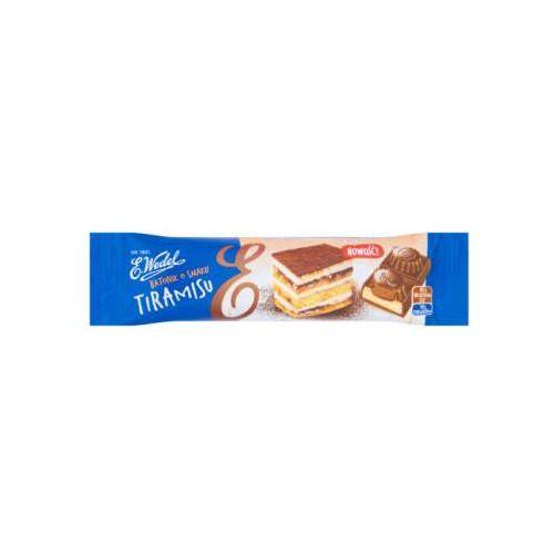 36,5g batonik o smaku tiramisu   darmowa dostawa od 150 zł! marki E. wedel