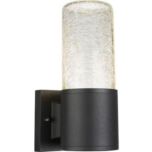 Kinkiet lampa oprawa ścienna zewnętrzna nina 1x6,7w led czarny 32409 marki Globo