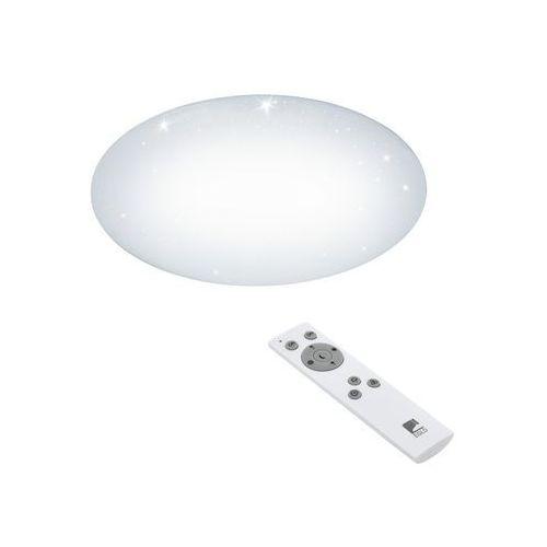 Eglo Plafon giron-s 97541 lampa sufitowa oprawa 1x40w led biały (9002759975418)