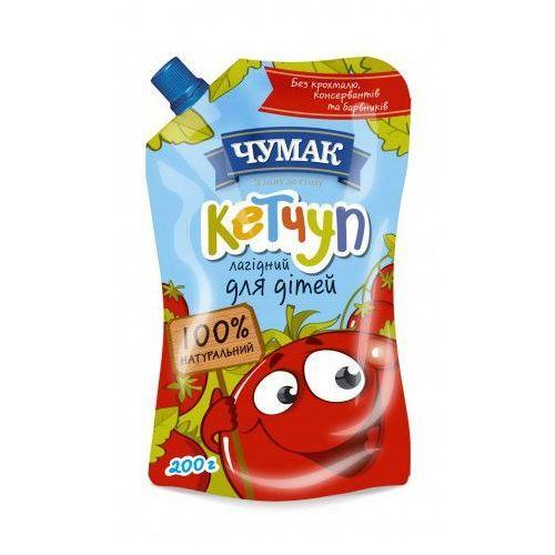 Keczup dla Dzieci Łagodny Czumak, Chumak 200 g (4820156763279)