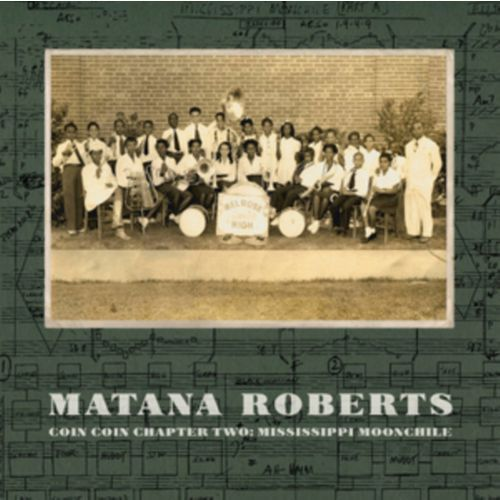 Roberts, Matana - Coin Coin Chapter Two: Mississippi Moonchile, 00064831