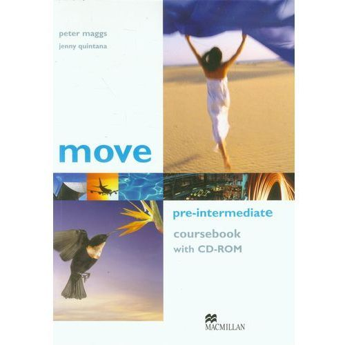 Move Pre-Intermediate coursebook with CD-ROM, Macmillan