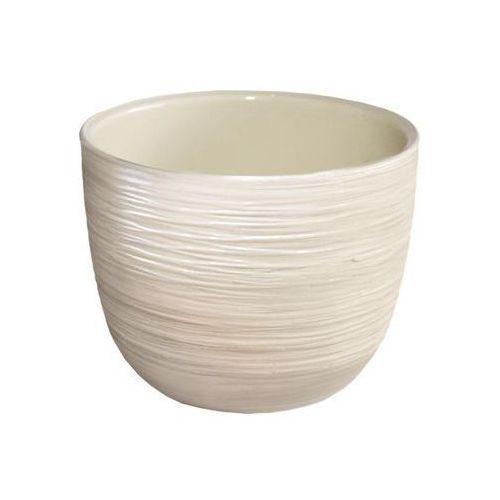 Ceramik Doniczka klasyk 23 x 23 x 18 cm