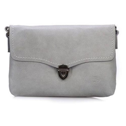 denim brenda torba na ramię grau marki Tom tailor 156 a29b2fb69fb63