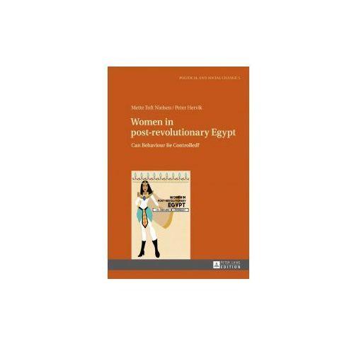 Women in post-revolutionary Egypt (9783631717356)