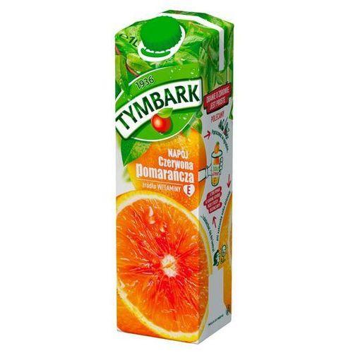 Napój Pomarańcza z czerwoną pomarańczą z Sycylii 1 l Tymbark