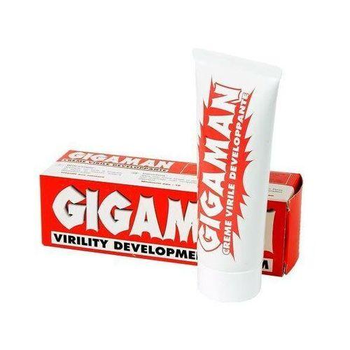 Ruf Krem gigaman development - twardszy penis 100ml | 100% dyskrecji | bezpieczne zakupy