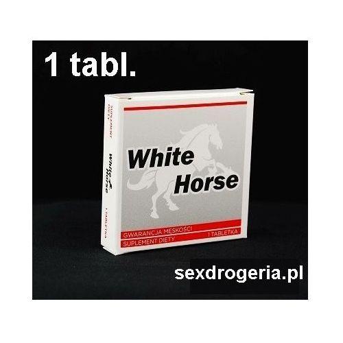 Verinel Whitehorse 1 tabl. silna tabletka na potencję erekcję