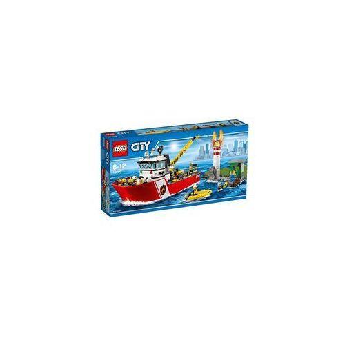 Lego City Łódź strażacka od RAVELO