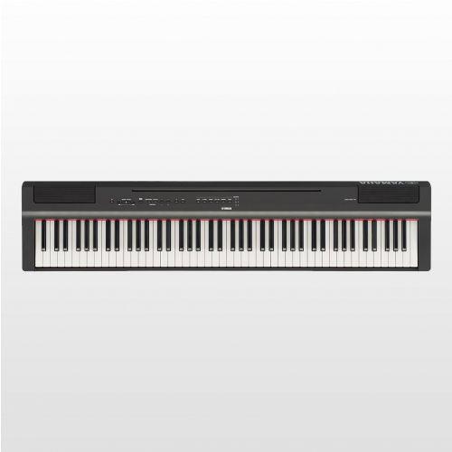 p 125 b pianino cyfrowe stage piano (czarne) marki Yamaha