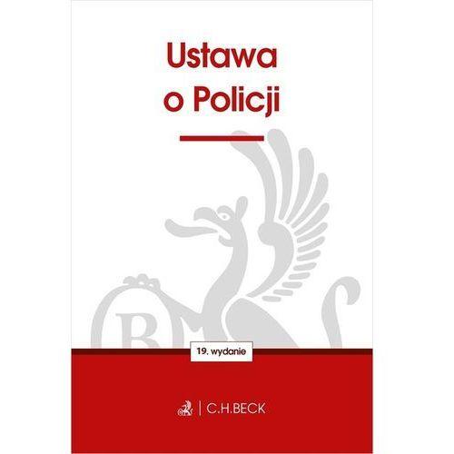 Ustawa o Policji, praca zbiorowa