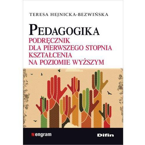 Pedagogika Podręcznik dla pierwszego stopnia kształcenia na poziomie wyższym (2015)