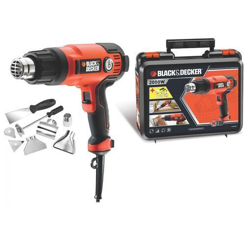 Black&Decker opalarka KX2200K