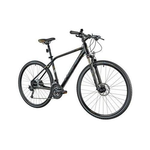 Indiana Rower x-cross 5.0 m19 czarno-brązowy | 5 lat gwarancji na ramę darmowy transport
