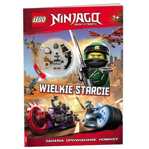 THE LEGO® NINJAGO®. WIELKIE STARCIE!