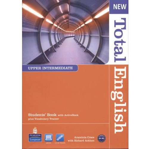 New Total English Upper-Intermediate Student's Book With Cd (9781408267240)