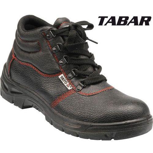 Trzewik roboczy tabar s1p rozmiar 45 / YT-80767 / YATO - ZYSKAJ RABAT 30 ZŁ (5906083807671)