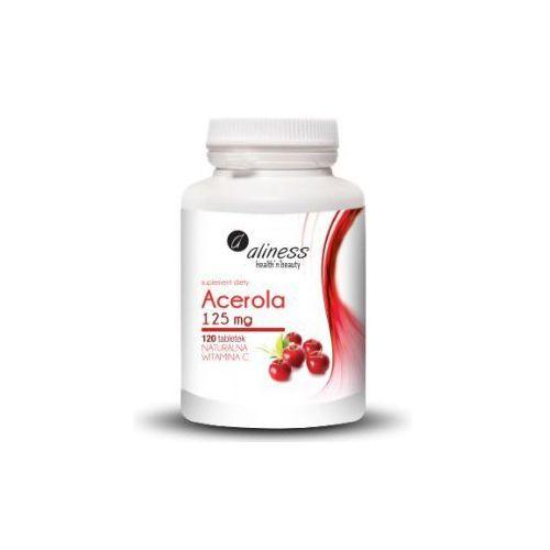 Naturalna witamina C - acerola / 120 kapsułek