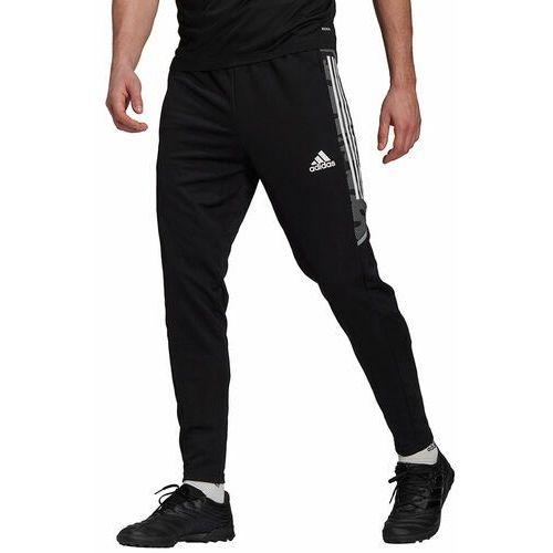 Spodnie męskie adidas Condivo 21 Training Pant Slim Primeblue czarne GE5423, GE5423