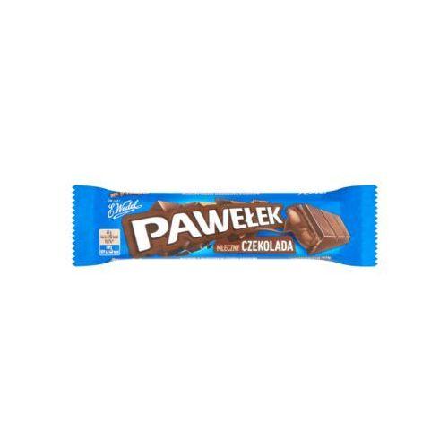 E. wedel 45g pawełek mleczny czekolada (data ważności 14.05.2017r.)