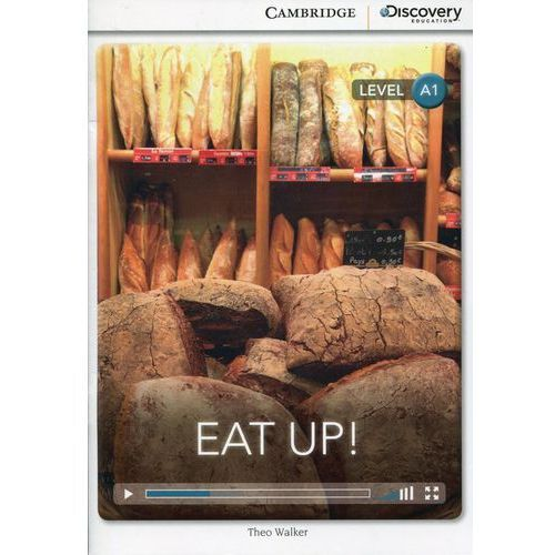 Eat Up! Cambridge Discovery Education Interactive Readers (z kodem) (9781107689626)