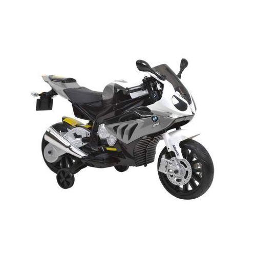 Hecht czechy Hecht bmw s1000rr-grey motor skuter elektryczny akumulatorowy motocykl motorek zabawka auto dla dzieci - ewimax oficjalny dystrybutor - autoryzowany dealer hecht (8595614912204)