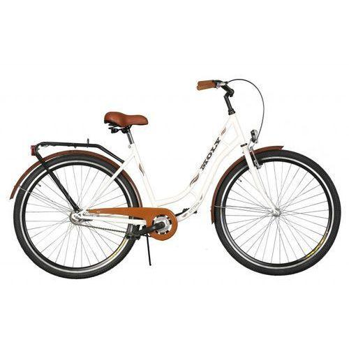 Rower DAWSTAR Moly Biały + Zamów z DOSTAWĄ JUTRO! + Rabat na akcesoria rowerowe! + 5 lat gwarancji na ramę! + DARMOWY TRANSPORT!