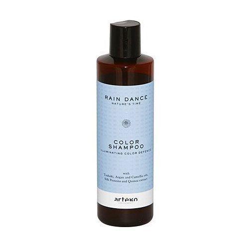 rain dance color, szampon przedłużający intensywność koloru włosów 250ml marki Artego