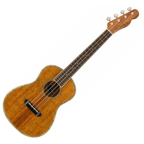 ukulele tenorowe montecito-koa nat wb marki Fender