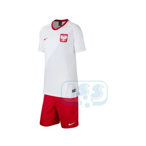 Jpol28: polska - strój junior marki Nike