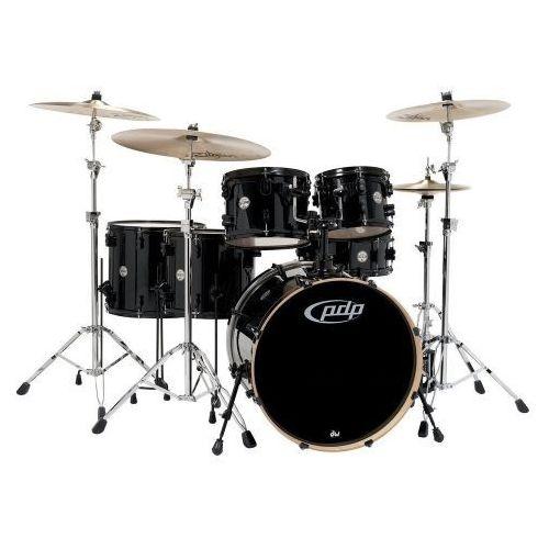 Pdp (pd806054) drumset satin charcoal burst