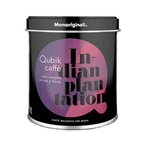 Kawa mielona Qubik Caffe 100% Arabica India Plantation AA 125g