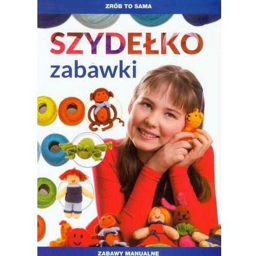 Zrób to sama Szydełko Zabawki + kod na książkę za 1 grosz (9788378980230)