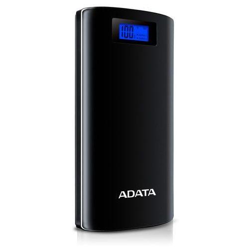 Powerbank ADATA P20000D, 20000mAh (AP20000D-DGT-5V-CBK) Szybka dostawa! Darmowy odbiór w 20 miastach!