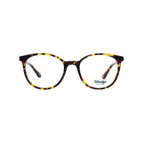 Woodys barcelona Okulary korekcyjne lime 05